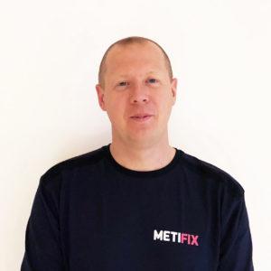 Demis Casaert, mederwerker Metifix