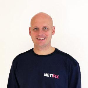 Patrick Brants, zaakvoerder Metifix