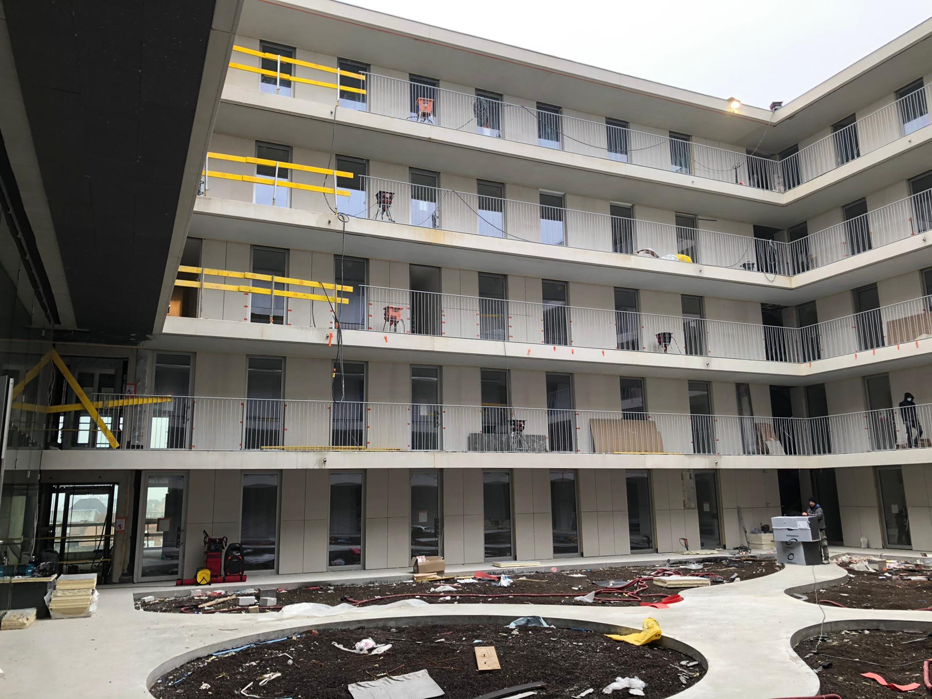 Blowerdoortesten Ginder Ale Merchtem > 80 appartementen